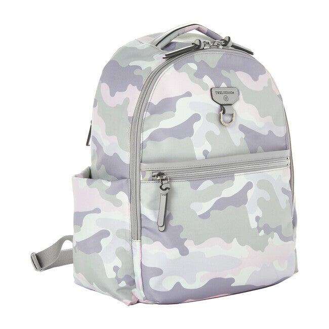 Midi Go Backpack Blush Camo