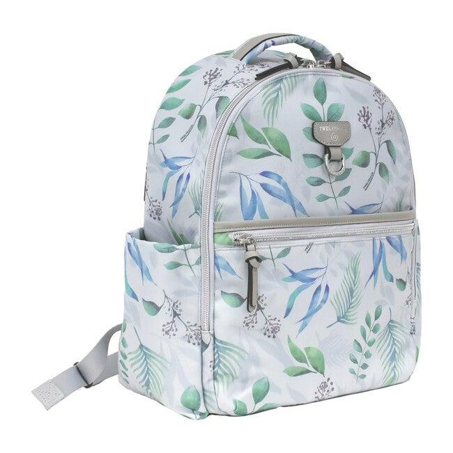 Midi Go Backpack Leaf Print