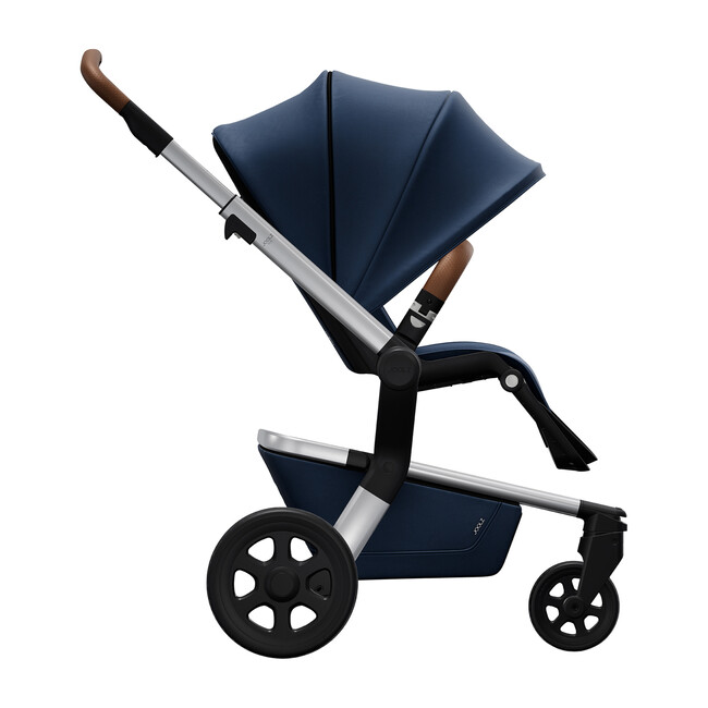 Hub Stroller, Classic Blue