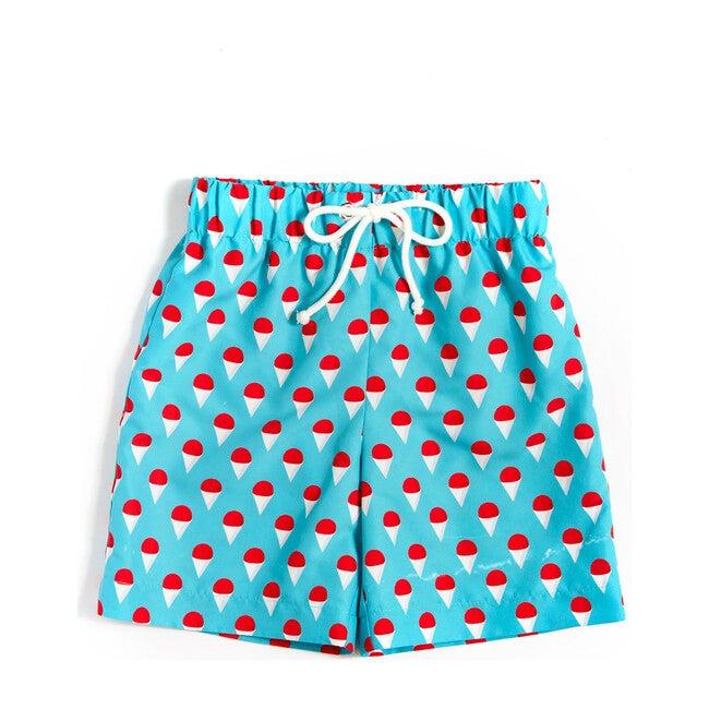Swim Trunks, Sno-Cones