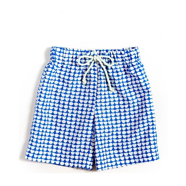 Swim Trunks, Blue Sunnies