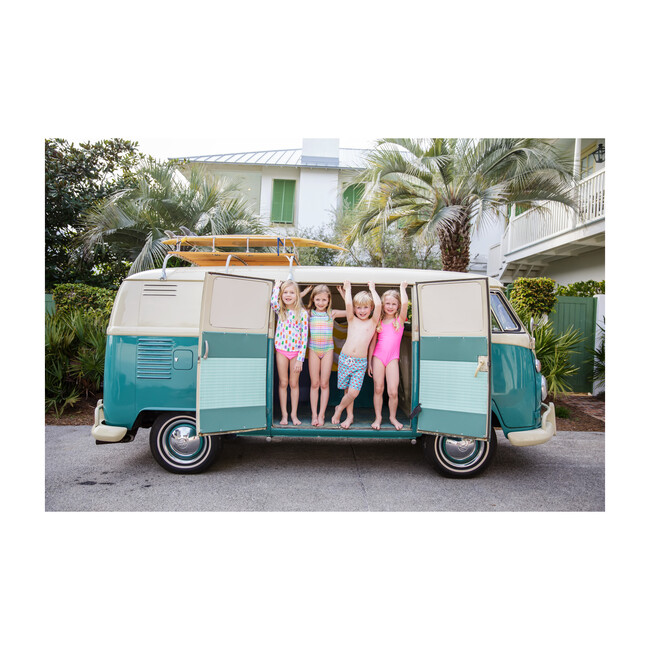 Bikini Bottom, Palm Beach Pink