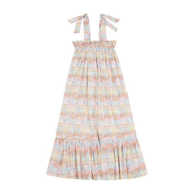 Rio Long Dress, Multicolor