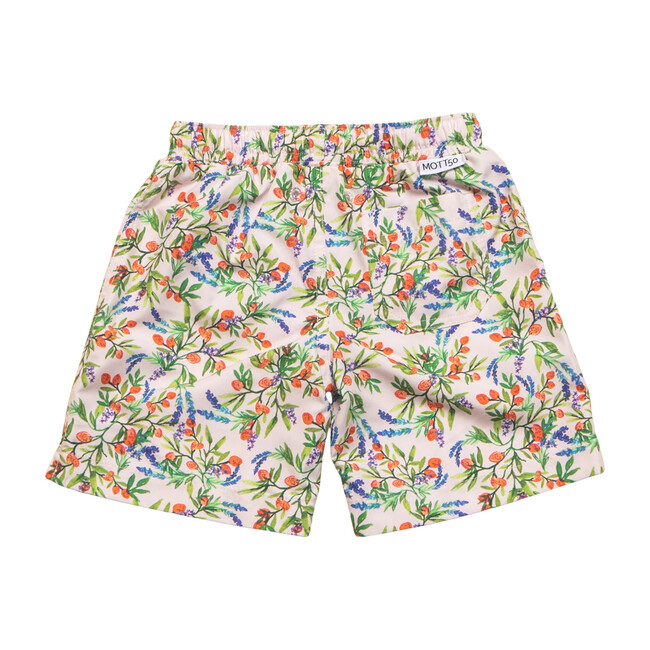 Mini Major Boardshort, Poppy Spritz