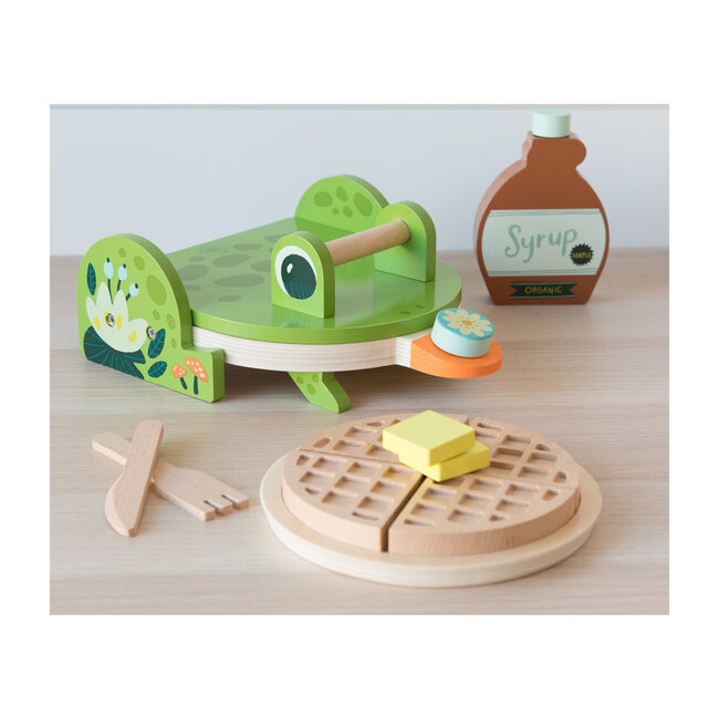 Ribbit Waffle Maker
