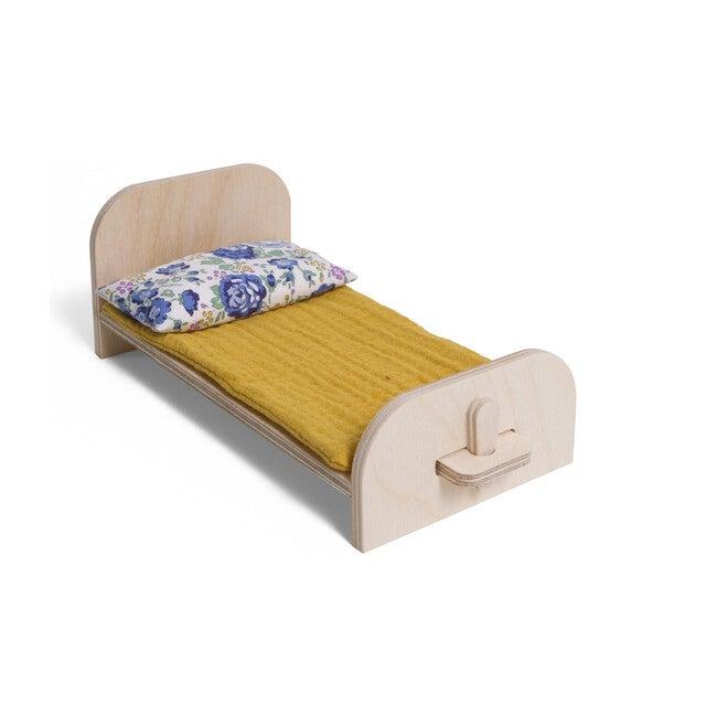 Twin Bed, Marigold