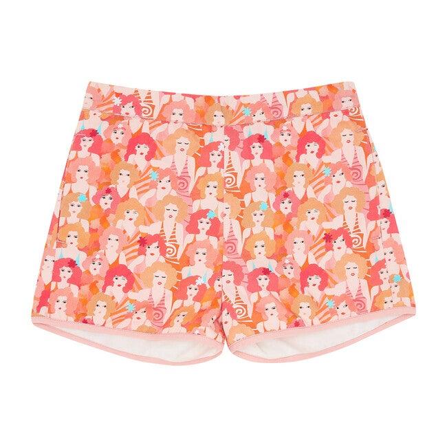 Short List Shorts, Girls Print