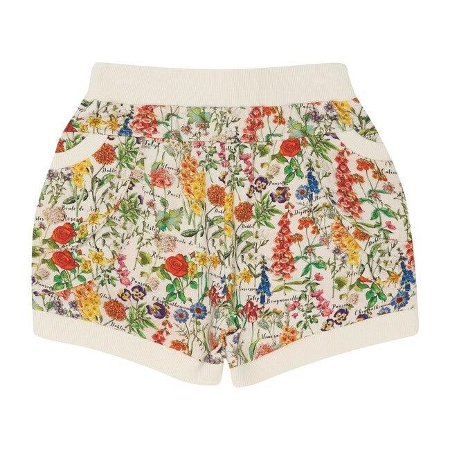 Lucy Locket Shorts, Botanical