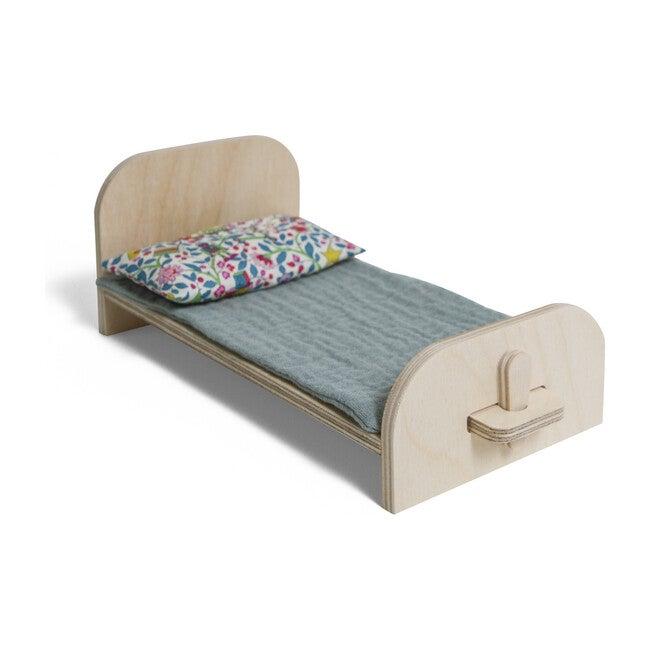 Twin Bed, Slate