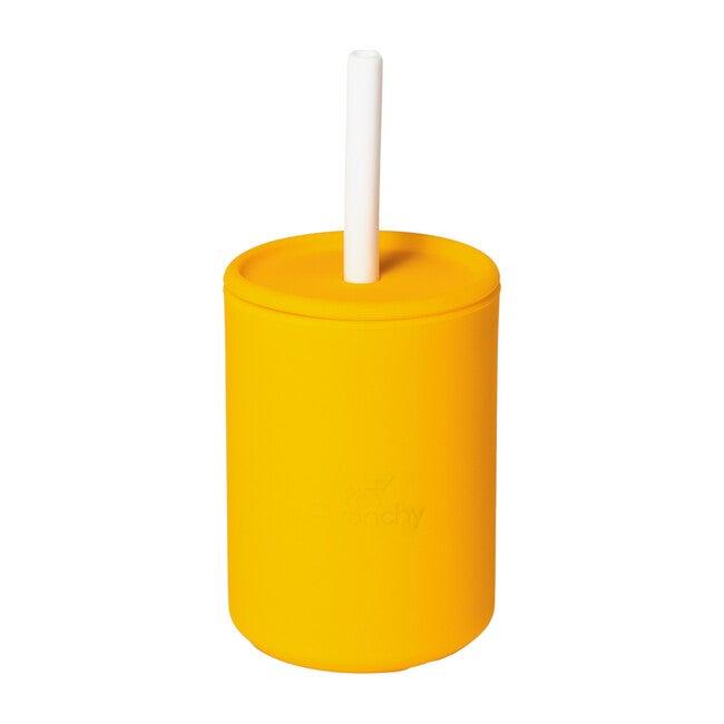 La Petite Silicone Mini Cup, Yellow