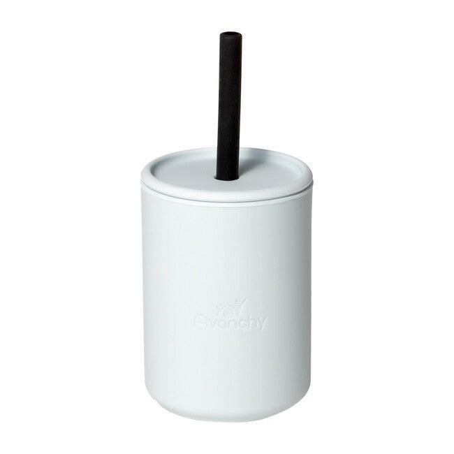 La Petite Silicone Mini Cup, Grey
