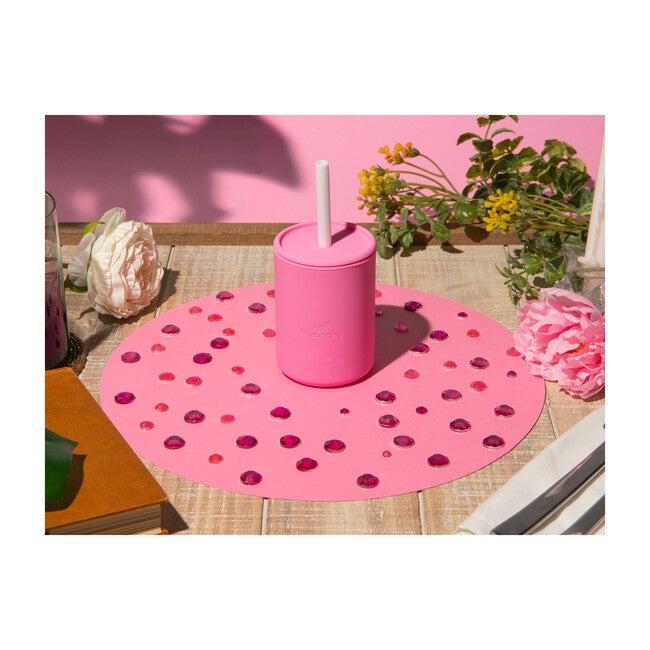 La Petite Silicone Mini Cup, Pink