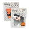 Camo Pumpkin and Ombre Boo Face Mask Set - Face Masks - 2