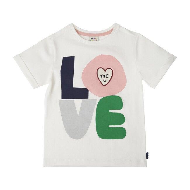 Love T-Shirt, Neutral