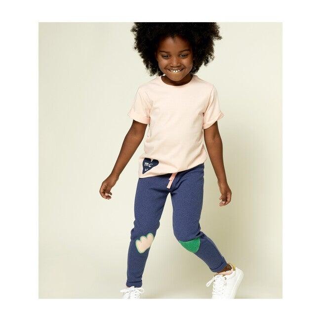 Leggings, Blue