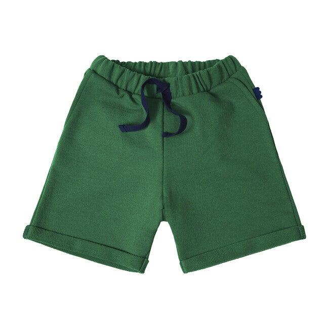 Short, Green
