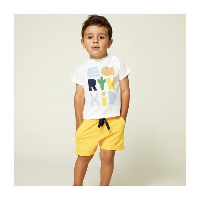 Earth Kid T-Shirt, Neutral