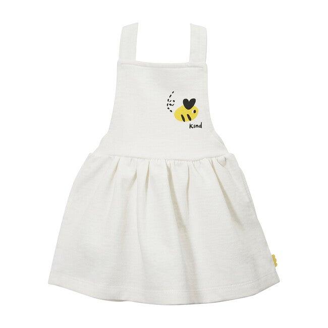 Apron Dress, Natural