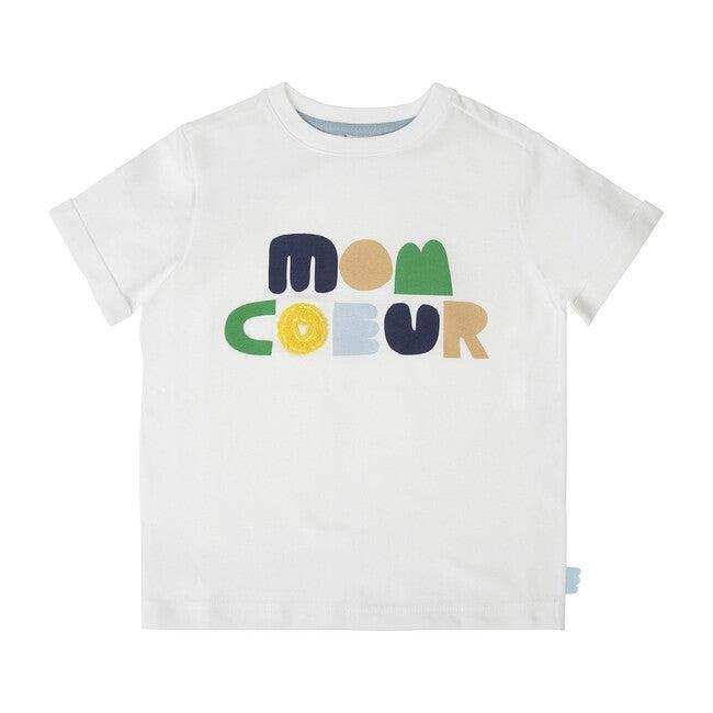 Mon Coeur T-Shirt, White