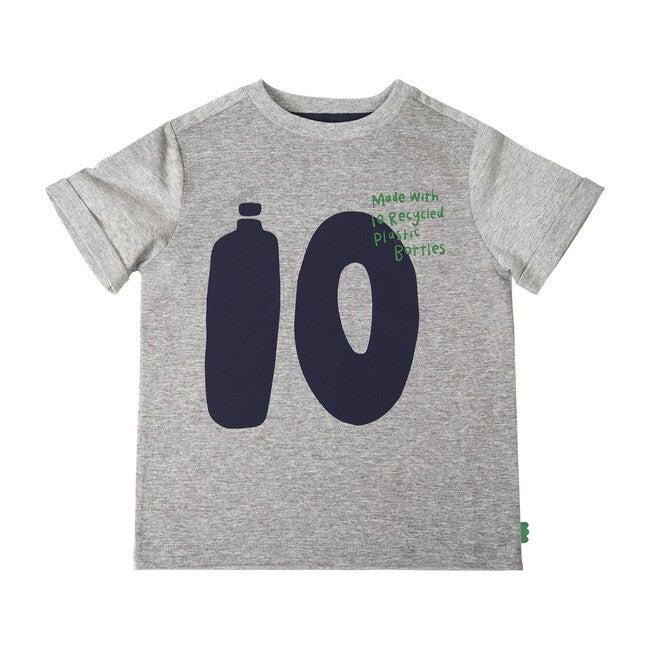 Boy T-Shirt, Light Grey