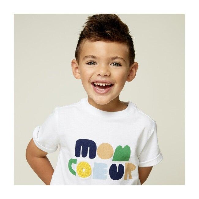 Boy T-Shirt, White