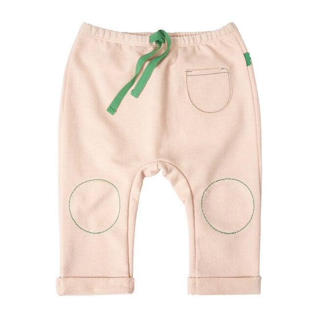 Harem Pants, Soft Pink