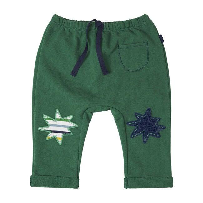 Harem Pants, Green