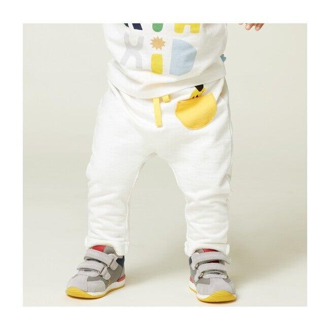 Harem Pants, Light Grey