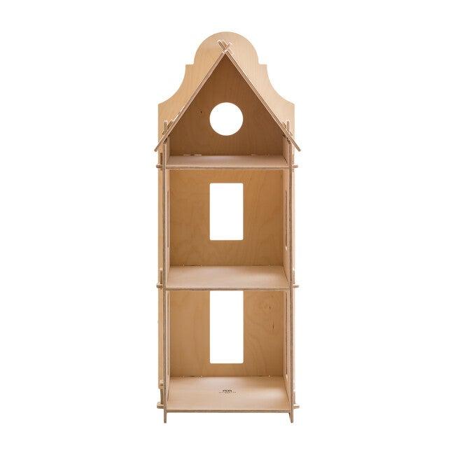 Clock Gable Dollhouse