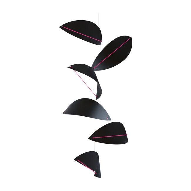 Kites Mobile, Black/Pink