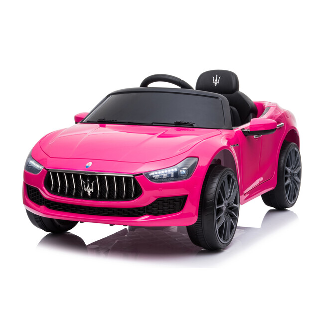 Maserati Ghibli 12V, Pink