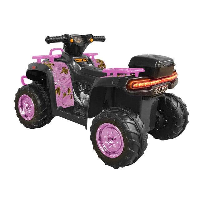Realtree ATV Small 6V, Pink