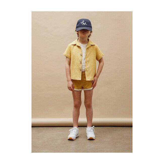 Francoise Gym Shorts, Miel