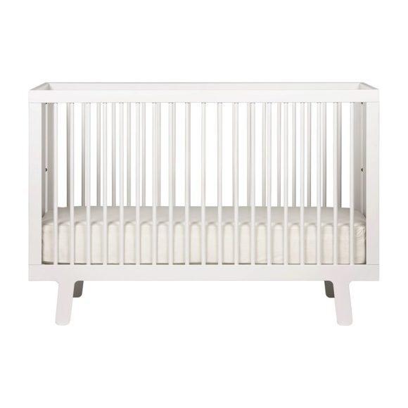 Sparrow Crib, White