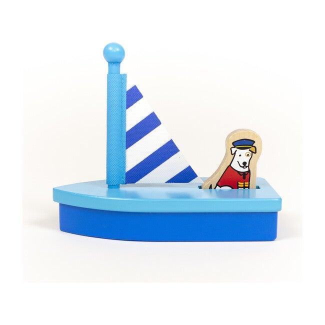 Boats and Buddies, Stripe