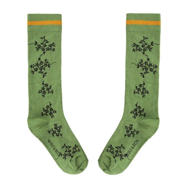 Long Socks, Daisy Green