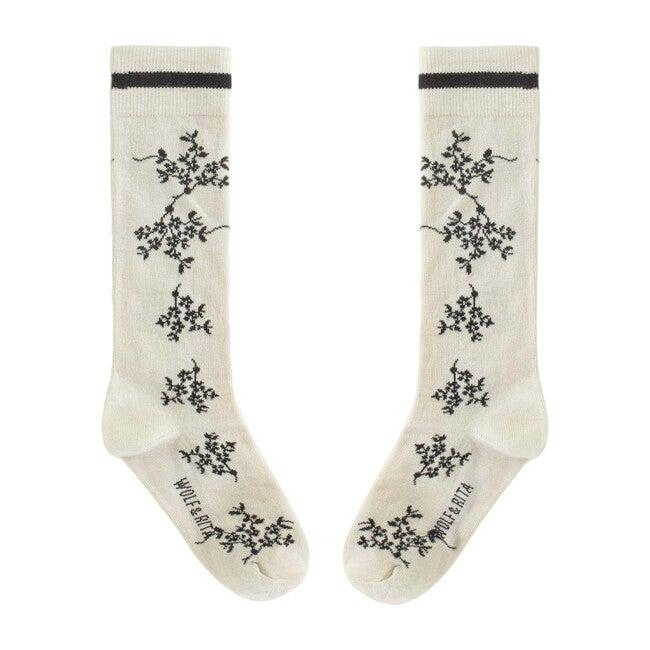 Long Socks, Daisy White