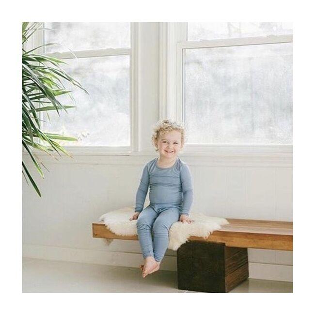 Toddler Pajama Set, Slate