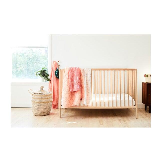 Baby Quilt, Blush