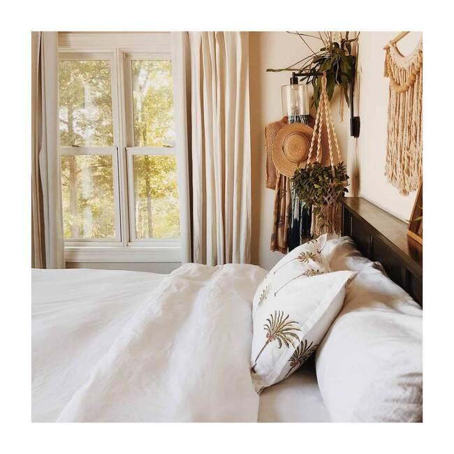 Luxe Duvet Cover, Cream