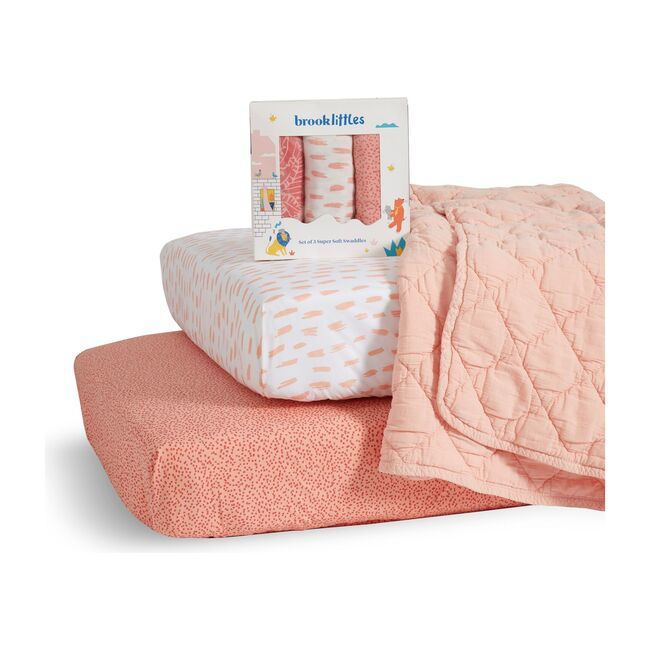 Blush Baby Bundle