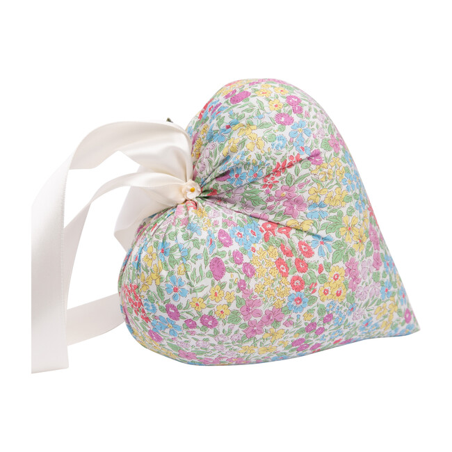 *Exclusive* Liberty of London Hanging Heart, Multi