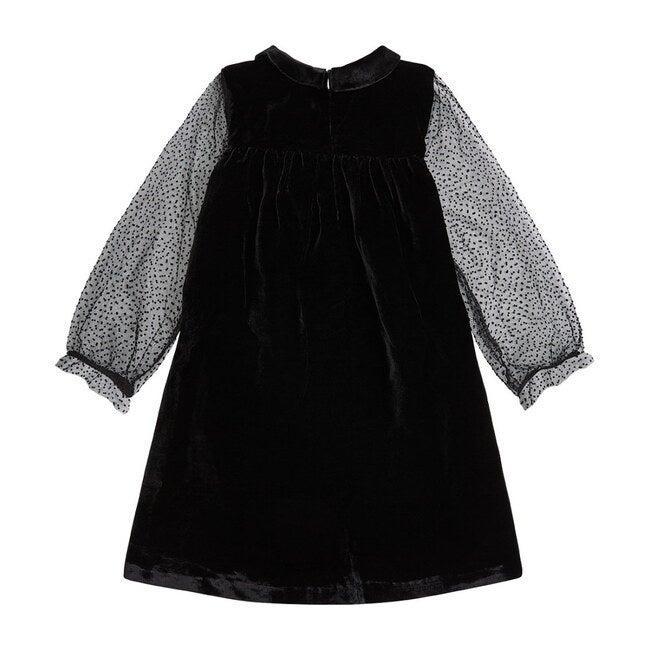 Fawne Velvet Dress