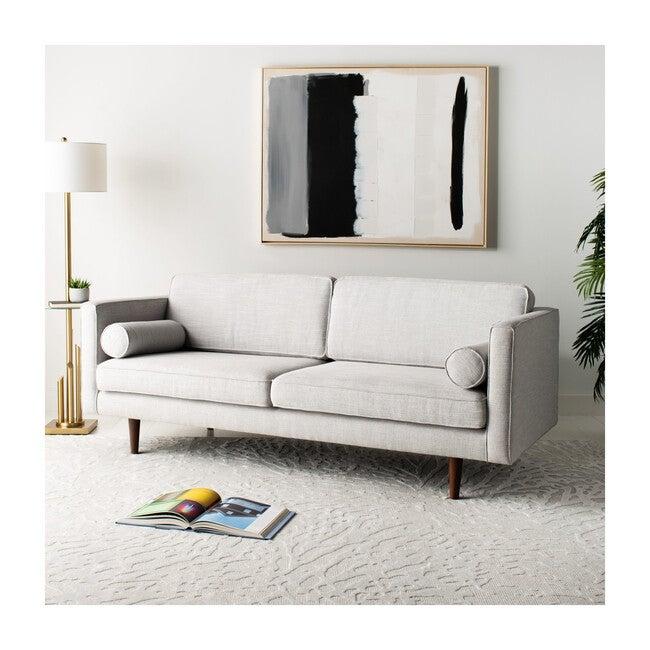 Hurley Mid-Century Sofa, Grey