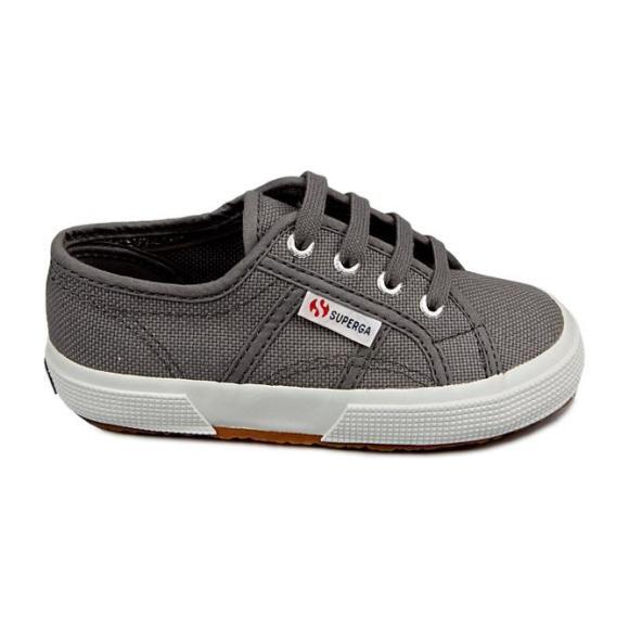 Classic Canvas Lace Up, Grey Sage
