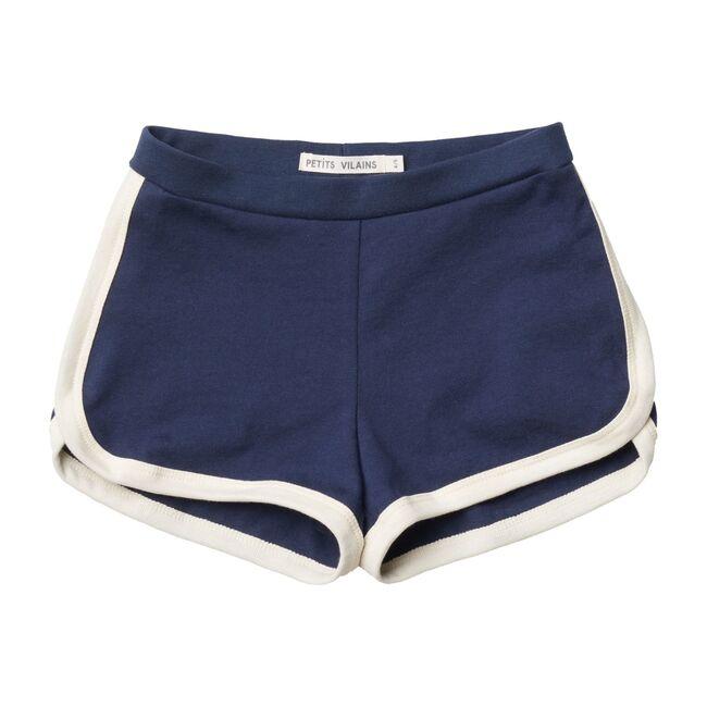 Francoise Gym Shorts, Marine