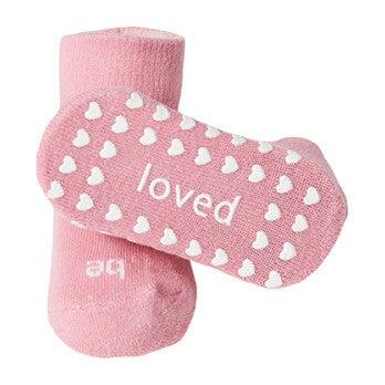 Winnie 6 Pack Baby Socks, Multi