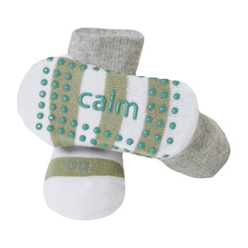 Samson 6 Pack Baby Socks, Multi
