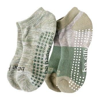 Blake 2 Pack Grip Socks, Multi
