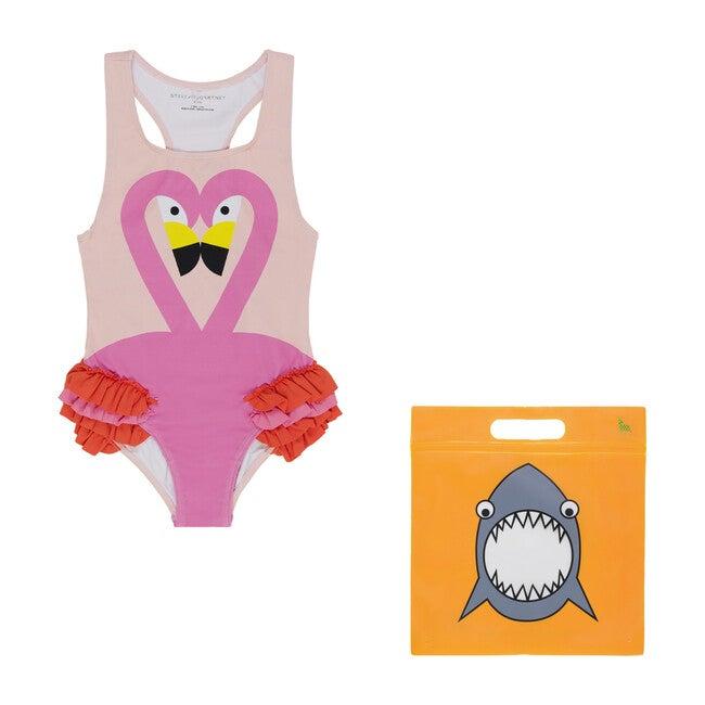 Swimsuit Flamingo, Pink